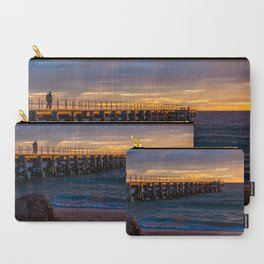 Sunset jetty Carry-All Pouch
