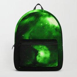 Orion NEBUla : Green Backpack