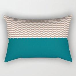 Empty Ocean Rectangular Pillow