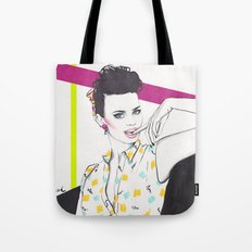 Nagel's Girlfriend Tote Bag