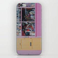 London colours iPhone & iPod Skin