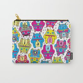 CatCat For Ever Carry-All Pouch