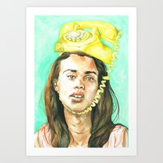 Don't Leave Me Hangin on the Telephone Art Print