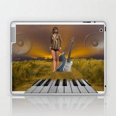 Sands of Music Laptop & iPad Skin