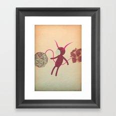 cornuto Framed Art Print
