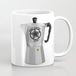 Most Coffee Wins Coffee Mug