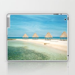 Waves and Clouds Laptop & iPad Skin