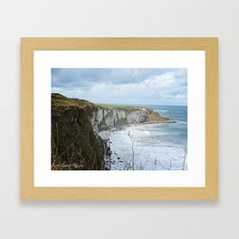 In the North Framed Art Print