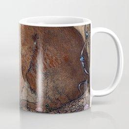 Among gnomes and trolls Coffee Mug