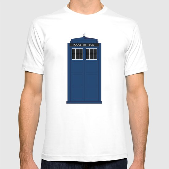 Doctor Who - The Doctor is in.....  T-shirt