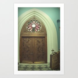 Entrance To Serenity XIX Art Print