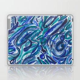Rain in the Jungle Laptop & iPad Skin