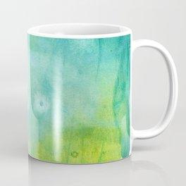 Mermaid´s Grotto Watercolor Coffee Mug
