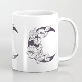 Midnight Poppies Coffee Mug