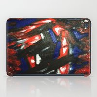 rave iPad Cases featuring Rave by Myles Hunt