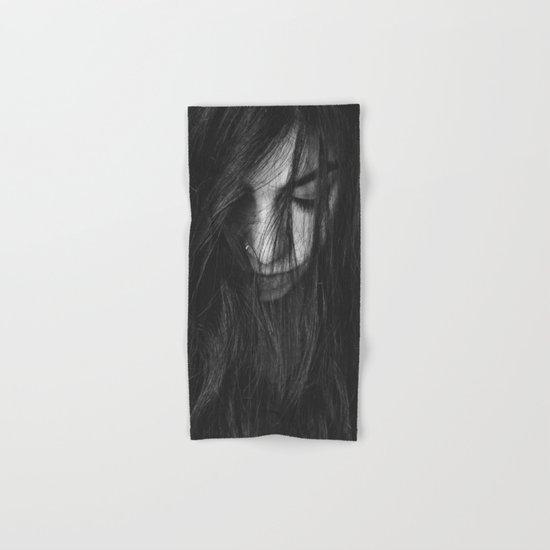 Dark Girl Hand & Bath Towel