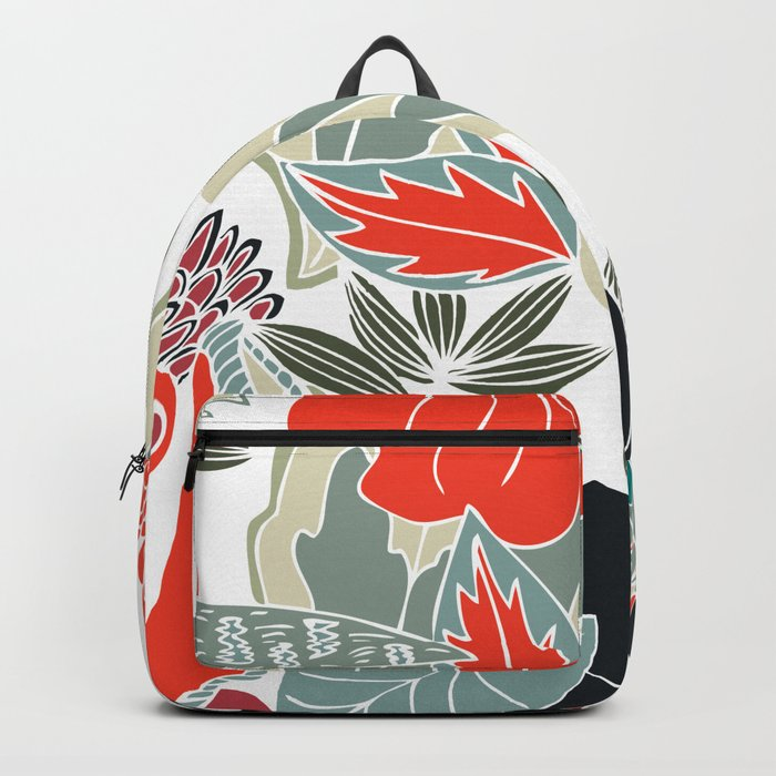 Paradise lost Backpack