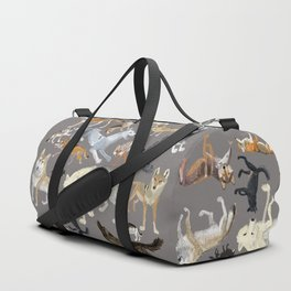 Wolves of the world 1 Duffle Bag
