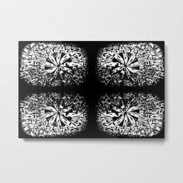 Moonglasses Metal Print