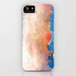 Sunset Impressionist  iPhone Case