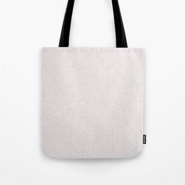 White texture Tote Bag