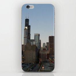 Sears Tower Dusk iPhone Skin