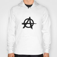 sons of anarchy Hoodies featuring Anarchy by Poppo Inc.
