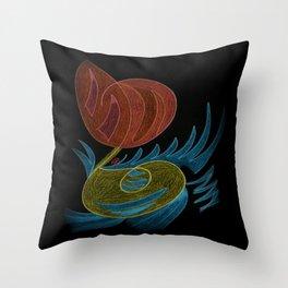 Brilliana IV Throw Pillow