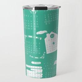 Calendar 2015 Travel Mug