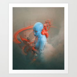 NEXUS Art Print