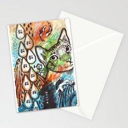 + Nihoneko + Stationery Cards