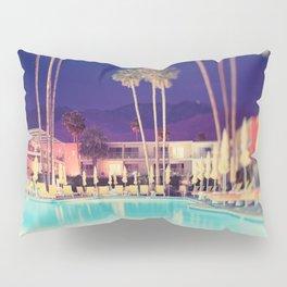 Palm Springs Hotel Pillow Sham