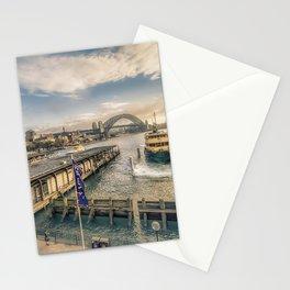 Circular Quay, Sydney Stationery Cards