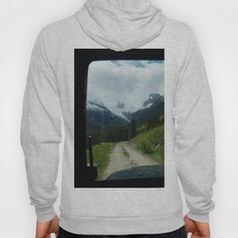 Finding the Spire Hoody