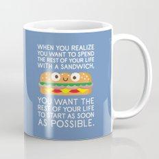 When Harry Met Sandwich Mug