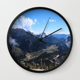 You Amaze Me With Your Beauty Wall Clock