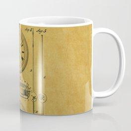 Stopwatch Patent 1 Coffee Mug