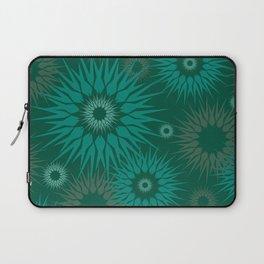 Dark Spiky Burst Laptop Sleeve
