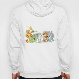 Animals - Best Friends! Hoody