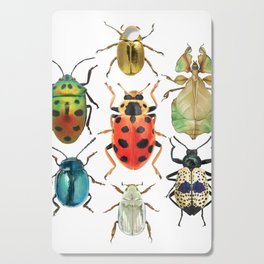 Beetle Compilation Cutting Board
