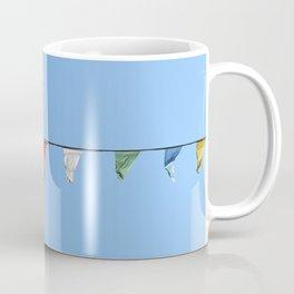 Colorful and minimal party Coffee Mug