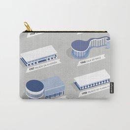 Oscar Niemeyer Carry-All Pouch