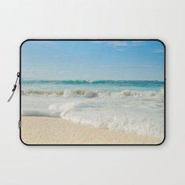 Aloha Kapukaulua Beach Laptop Sleeve