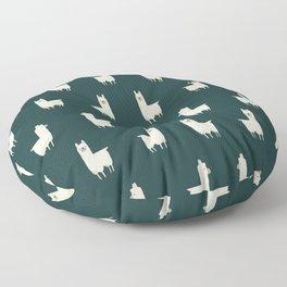 Llamas Floor Pillow