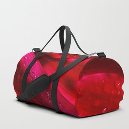 Red Ti - The Queen of Tropical Foliage Duffle Bag