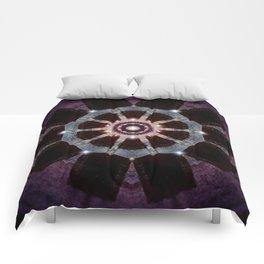 Purple Velvet Comforters