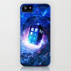 Tardis Doctor Who Vortex iPhone (5, 5s) Slim Case