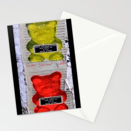 Good Goes Bad  Stationery Cards