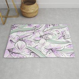 Lilac & Mint Rug