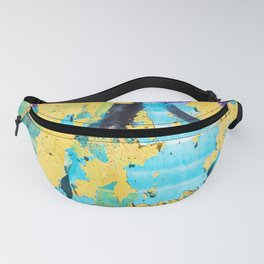 Softly peeling paint Fanny Pack